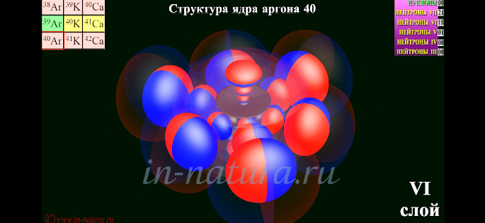 аргон-40